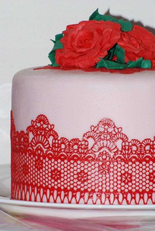 Torta Rose 3