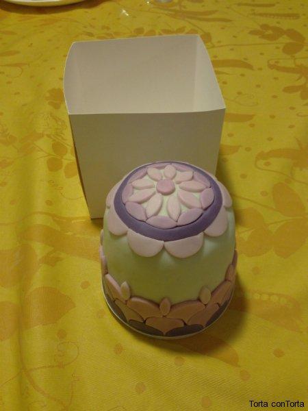 Mosaic mini cake2