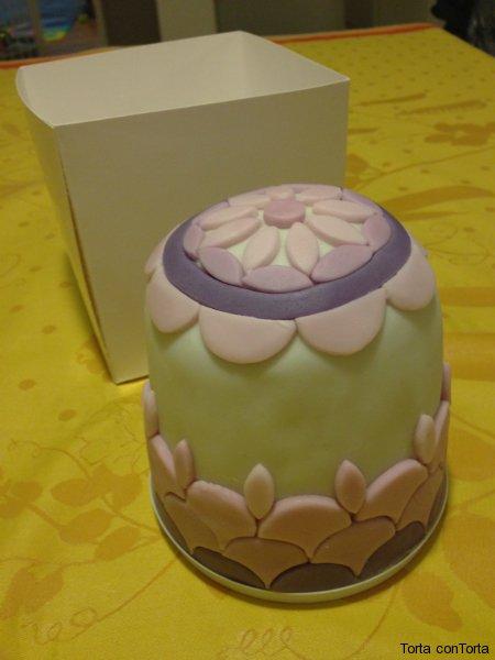 Mosaic mini cake3